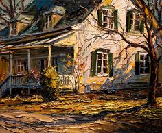Ombre et lumiere, by Raynald Leclerc