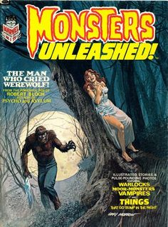 Cover for Monsters Unleashed (Marvel, 1973 series) #1