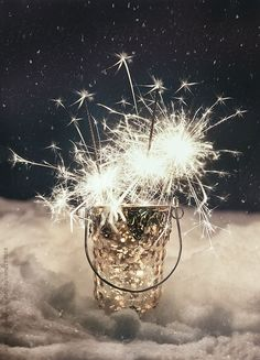 Sparklers in snow at night by Sandra Cunningham - Celebration, New year's eve - Stocksy United Sparkler Photography, Snow Night, New Year Pictures, Celebration Background, Stock Imagery, Backyard Lighting, Outdoor Lighting, Happy Birthday Images, Nouvel An