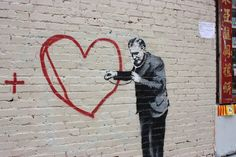 Ever wondered about the meaning behind Banksy's street art? Here are a few life lessons you can learn from his graffiti.