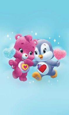 Care Bears & Cousins and Saturday morning: two things that go great together! Find two seasons of Care Bears & Cousins on Netflix now! Care Bears, Best Iphone Wallpapers, Cute Wallpapers, Care Bear Party, Moon Bear, Disney Princess Fashion, Bear Character, Teddy Bear Pictures, My Little Nieces