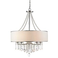 CLAXY® Ecopower Light Luxury Crystal & Metal Round Pendant Lighting Chandelier--5 Lights, http://www.amazon.com/dp/B00Q9Y18M0/ref=cm_sw_r_pi_awdm_x_gT-Txb6XGAY38