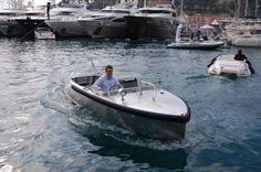 Fast Electric Boat - Bolt 18 at Monaco 2012