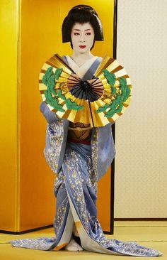 Geiko Miharu of Gion Higashi