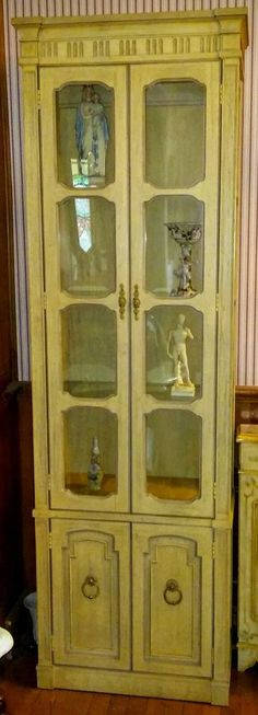 98 Best Display Cabinets Images Painted Furniture
