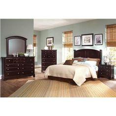Hamilton/Franklin (BB4) by Vaughan Bassett - Hudson's Furniture - Vaughan Bassett Hamilton/Franklin Dealer