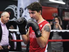 Justin Trudeau: Canadian PM and major hotty | Marie Claire