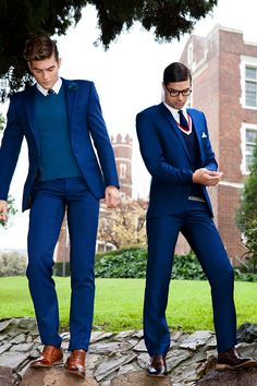 Business Chic loves the Bared Footwear campaign for its line of men's shoes.