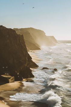 "lvndscpe: ""Santa Cruz, Portugal | by Ricardo Teixeira """