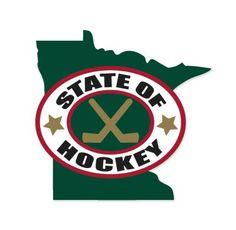 "Minnesota Wild NHL car bumper sticker decal (5"" x 5"") SportZone http://www.amazon.com/dp/B00DNGPMX8/ref=cm_sw_r_pi_dp_Mmvcub1834BR3"