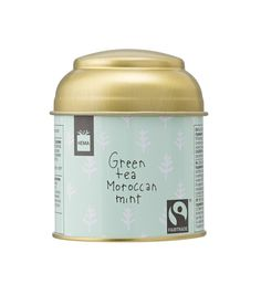 groene thee maraccon mint fairtrade - HEMA
