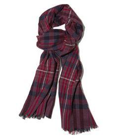 #LLBean: Signature Wool-Blend Scarf