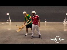 How to play Basque pelota - Lonely Planet travel video. In the USA as Jai-alai.Mara Mutual Wagering. One on One and Doubles as a team. Win, Place, Show, also Quinela. Perfecta, Trifecta, Superfecta. Mostly in Florida. Game lost popularity whene they legalized Lottery