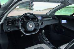 Interior del Volkswagen XL1