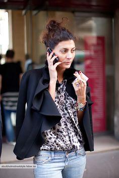 Giovanna Battaglia #Giovanna_Battaglia #Fashion #Women_Style