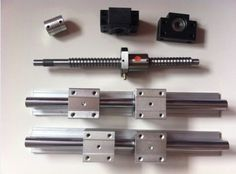 Cheap linear rail, Buy Quality linear rail directly from China rail linear Suppliers: Linear rails PC Ball Screw Cnc Router, Wood Projects, Usb Flash Drive, Cool Things To Buy, Hardware, Bear, 3d Printer, Watch, Tecnologia