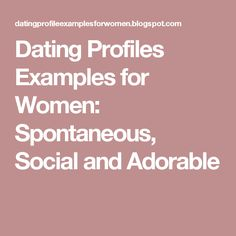 Cute Schlagzeilen für Dating-Profile