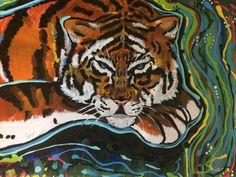 Inspired by Louisiana State Universitys tiger fever! GEUX TIGERS! Although I love LSU, I love tigers even more! Please consider adding Gaze