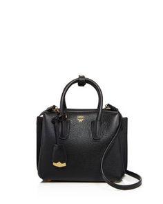 fc1f1385281f MCM Milla Mini Leather Satchel.  mcm  bags  shoulder bags  hand bags   leather  satchel