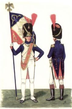 Grenadiers of the Imperial Guard