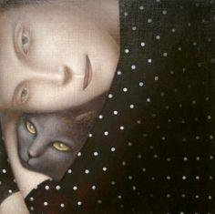 Cats in Art History by Eva Pérez