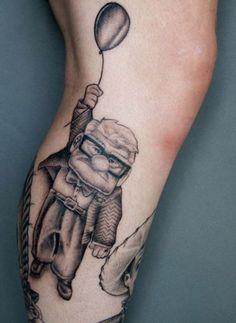 Unusual tattos