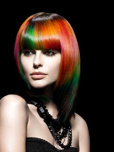 2013 Finalist | HAIRCOLOR: Sue Pemberton  - To see ALL the NAHA finalists' work, visit www.modernsalon.com/naha