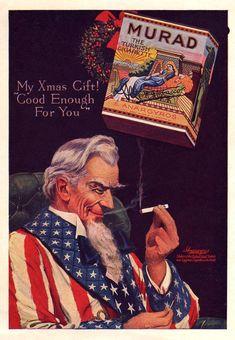 Murad Cigarettes -1916B