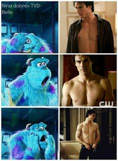 Bahaha this is my reaction exactly..god the man is too good looking