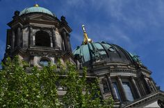 Cathedral 'Berliner Dom' in the centre of Berlin