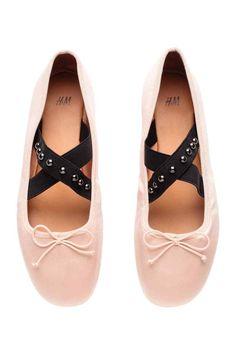 Ballerine - Cipria - DONNA   H&M IT