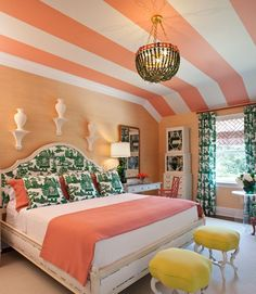 Ways To Add Color To A Room #goodhousekeeping #createyourcomfy
