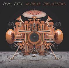 Owl City new album cover art