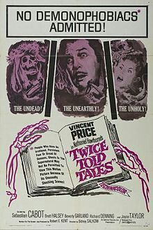 1963 Twice Told Tales USA
