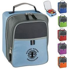 Promotional Pack It Up Lunch Bag | Customized Pack It Up Lunch Bag | Promotional Lunch Coolers