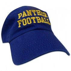 2c8b4ea926ddf Amazon.com  Friday Night Lights Panther Football Cap  Clothing