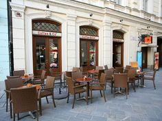 Laurinská   Coffee&Co sieť kaviarní