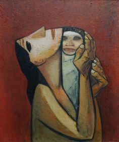 View Maternidad by Eduardo Kingman on artnet. Browse upcoming and past auction lots by Eduardo Kingman. Inspiration Art, Art Inspo, Eduardo Kingman, Abstract Painting Techniques, Cubism Art, Abstract Faces, Political Art, Art Et Illustration, Sacred Art