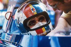 Francois Cevert, Tyrrell, Monaco Grand Prix 1973.