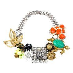 Deco Garden Necklace | Christina Conrad | Necklace - $450.