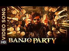 Banjo Party Song Lyrics   Riteish Deshmukh & Nargis Fakhri   Vishal Shekhar