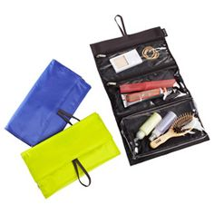 The Container Store > Lucia Hanging Cosmetics Bag