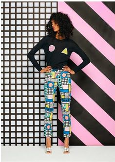 camille walala for gorman - shapes