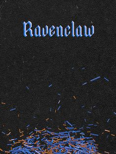 Ravenclaw -- Tumblr