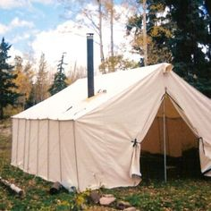 Shop durable wall tents and custom winter tents for hunters and outfitters alike. High quality & How to choose a canvas wall tent for hunting camping or long term ...