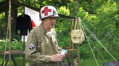 WW2 Medic - US Army First Aid Men