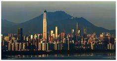 Ping An Finance Centre , Shenzhen, 2017 - KPF - Kohn Pedersen Fox Associates