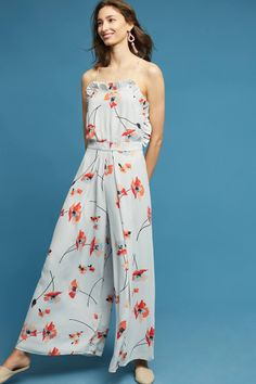 Shop the Poppy Ruffle Petite Jumpsuit and more Anthropologie at Anthropologie today. Read customer reviews, discover product details and more.