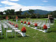 Decoracao de Casamento no Campo ou Sitio