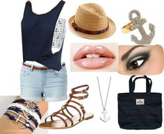 """""""cruise outfit"""" by swaggerpup on Polyvore"""